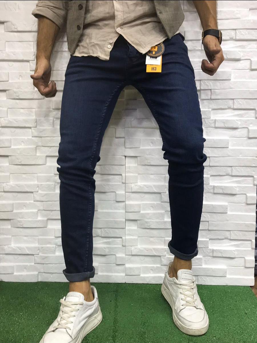 Blugi Denim Barbati Slimfit Fashion