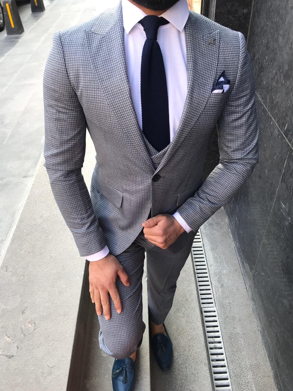 Costum Barbati Fashion