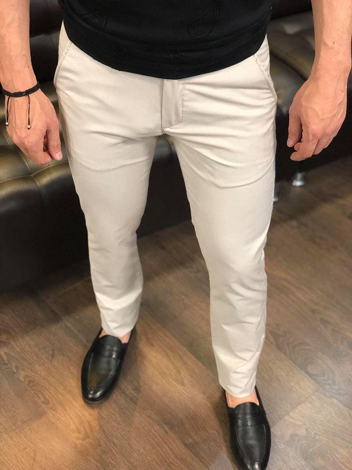 Pantaloni clasici pentru barbati slim fit Chisinau Moldova openmen